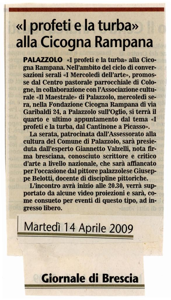 14 aprile 2009