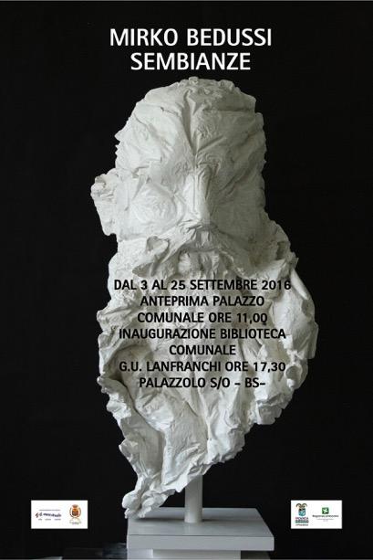 """Mostra """"SEMBIANZE"""" di Mirko Bedussi"""