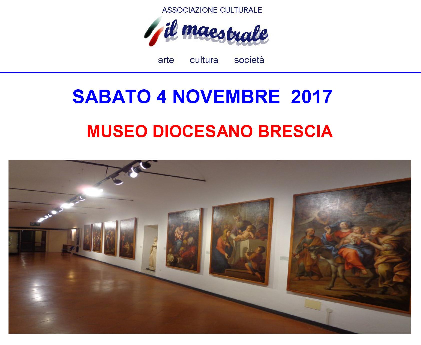 Visita al MUSEO DIOCESANO BRESCIA