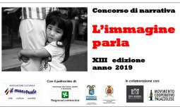 """XIII Edizione del Concorso di narrativa """"L'immagine parla"""" – Anno 2019"""