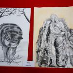 Mostra degli allievi dei Corsi d'Arte