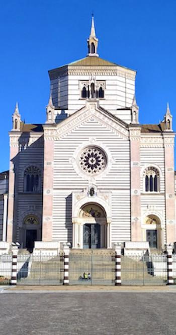 Visita a Milano al Museo di Arte moderna e al Cimitero monumentale.
